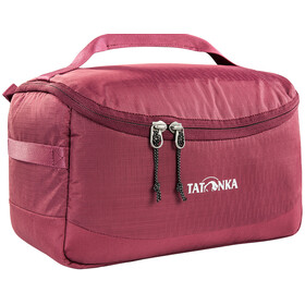 Tatonka Wash Case bordeaux red